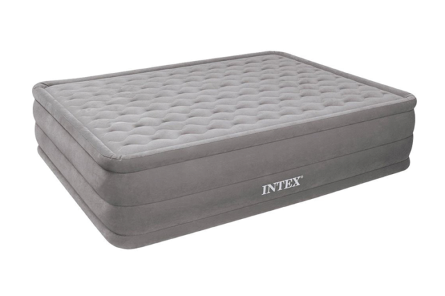 Test et Avis. Lit d'appoint 2 Places Intex 66958 – Ultra Plush Gonfleur